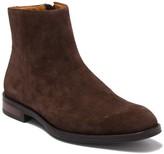 Donald J Pliner Pavel Leather Side Zip Boot