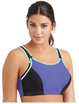 Glamorise Women's Adjustable Support Wire Sport Bra - Plus