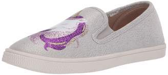 Children's Place The Girls' Unicorn Slip on Sneaker