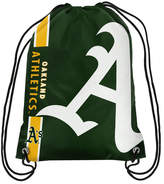 Forever Collectibles Oakland Athletics Big Logo Drawstring Bag