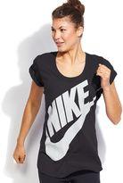 Nike exploded tee