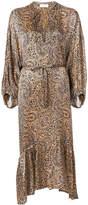 Christian Wijnants paisley dress