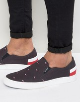 Tommy Hilfiger Jay Flag Slip On Sneakers