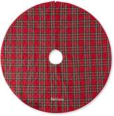 L.L. Bean Classic Tree Skirt, Plaid