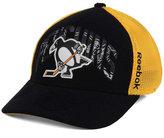 Reebok Pittsburgh Penguins Stadium Series Coaches Flex Cap