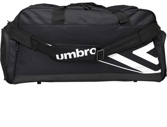 Umbro Pro Training Large Holdall Black White