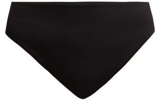Dos Gardenias - She Bang High-rise Bikini Briefs - Black