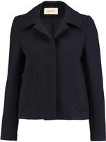 Goat Wool-crepe jacket