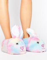 Asos NIBBLER Bunny Soft Slippers