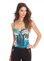 GUESS by Marciano Talia Corset Bodysuit