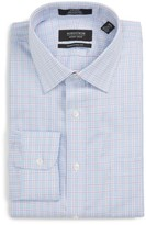 Nordstrom Men's Traditional Fit Non-Iron Plaid Dress Shirt