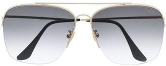 RetroSuperFuture Super By Nazionale aviator sunglasses