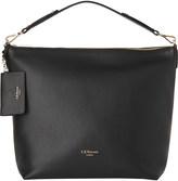 LK Bennett Margot leather hobo bag