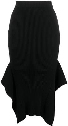 Antonino Valenti Asymmetric Hem Skirt