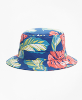Brooks Brothers Tropical Bucket Hat