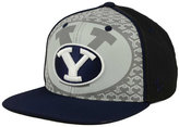 Top of the World Brigham Young Cougars Reflector Snapback Cap