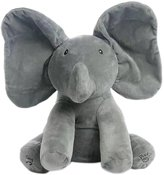 Banstore Elephant Baby Soft Plush Toy Singing Stuffed Animated Animal Kid Doll Gift