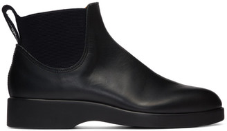 R.M. Williams Black Marc Newson Edition 365 Yard Boots