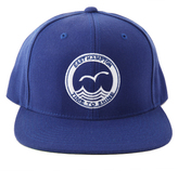 Blue & Cream Blue&Cream East Hampton Snapback
