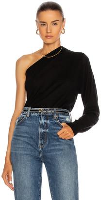 IRO Silky Sweater in Black | FWRD