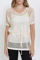 Andrea Crochet Cover Up