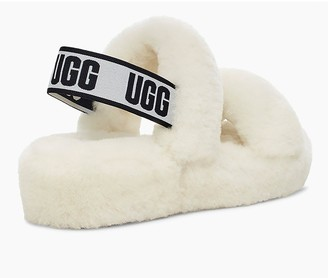 UGG Oh Yeah Slipper - White