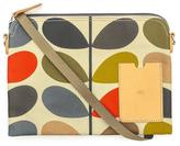 Orla Kiely Yellow 0etccms136 Travel Pouch Multi