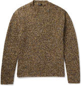 Jil Sander Mélange Wool Sweater