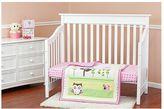 Dream On Me Baby Owl 3-pc. Crib Bedding Set