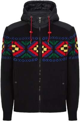 Polo Ralph Lauren Fair Isle Knit Jacket