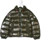 Moncler high neck padded coat
