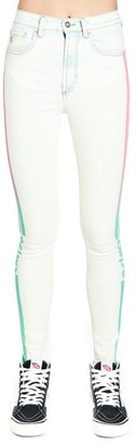 Marcelo Burlon County of Milan Side Stripe Jeans