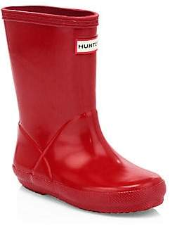 Hunter Toddler's First Gloss Rainboots