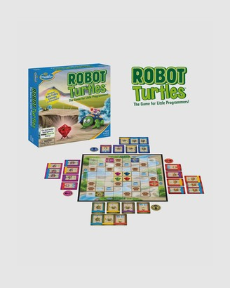 ThinkFun - Green Games - Robot Turtles Game - Size One Size at The Iconic
