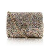 Multi-Coloured Diamante Shoulder Bag