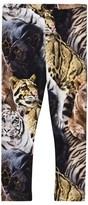 Molo Niki Leggings Wild Cats