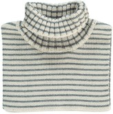 FUB Striped Wool Snood