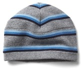 Gap Merino wool blend stripe ski beanie