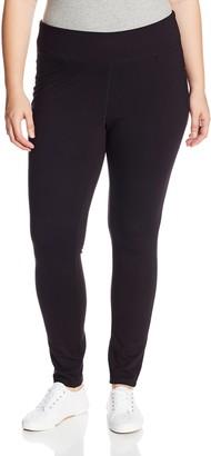 Jag Jeans Women's Plus Size Ricki Ponte Legging