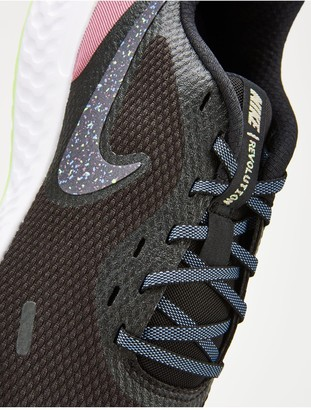 Nike Revolution 5 Special Edition - Black/Grey/Pink