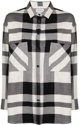 Woolrich Long-Sleeve Check Shirt