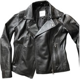 Each X Other Each X Black Leather Jacket for Women