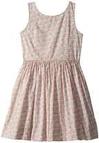 Polo Ralph Lauren Floral Cotton Sleeveless Dress Girl's Dress