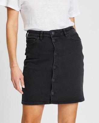 Samsoe & Samsoe Pamela Button Skirt