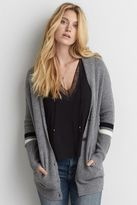 American Eagle Outfitters AE Varsity Stripe Cardigan