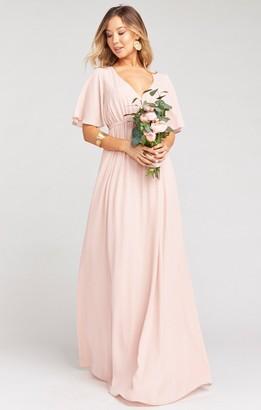 Show Me Your Mumu Emily Empire Maxi Dress