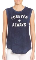 Feel The Piece Tyler Jacobs x Cut-Off Forever Always Tank Top