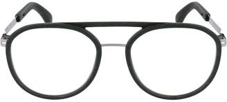 Mykita Mylon Willow Aviator Frame Glasses
