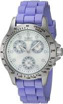 Invicta Women's Speedway 21969 Silicone Quartz Watch