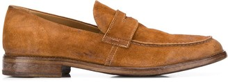 Moma Nottingham stitched loafers